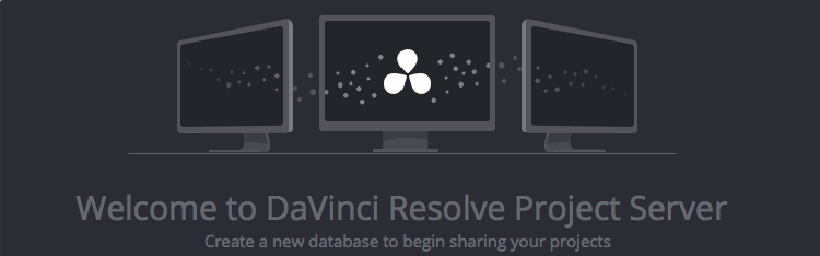 Davinci Resolve Project Server